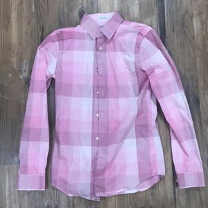 Express Men's button down extra slim fit